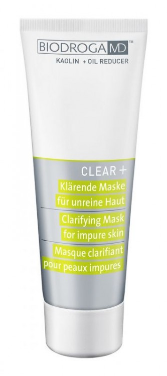 CLEAR+ CLARIFYING MASK for impure Skin